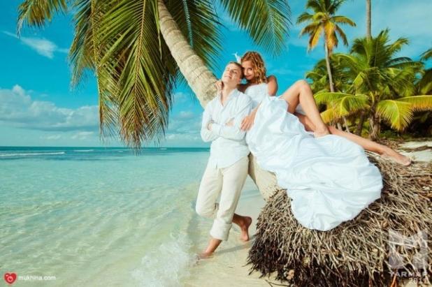 Медовый месяц в Маврикии