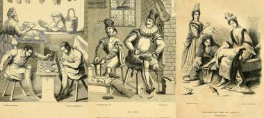 Обувь наших предков. История обуви