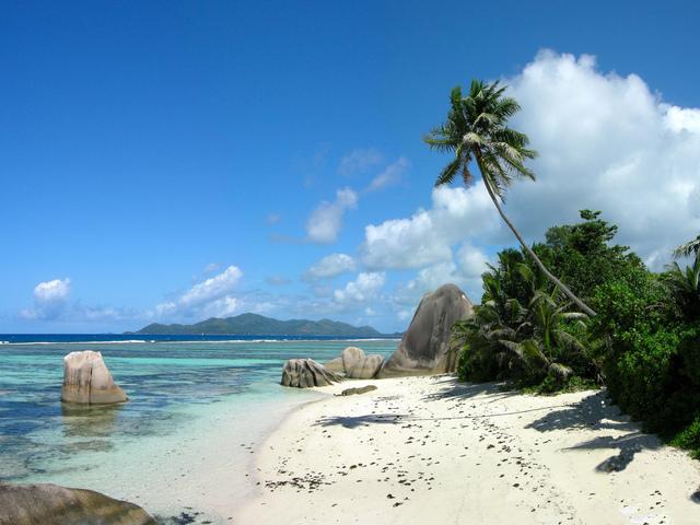 Anse Sourse D'Argent, Сейшельские острова