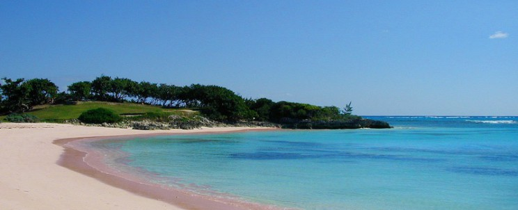 Pink Sands Beach, Багамские острова
