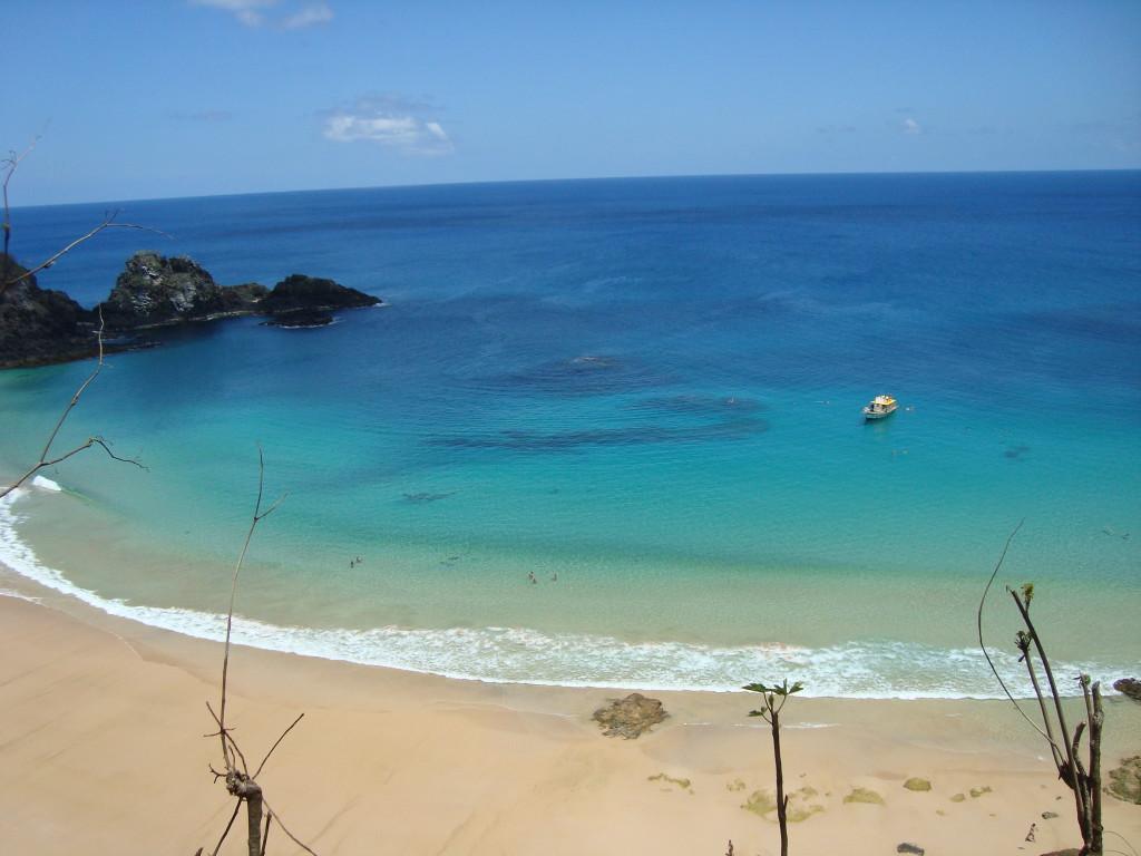 Sancho Bay, Фернанду ди Норонья, Бразилия