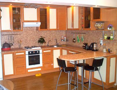 Как сделать на кухню мебель