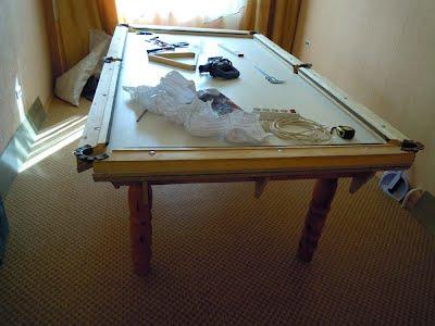 Бильярдный стол своими руками Делаем своими руками 22