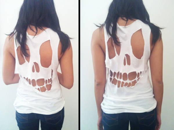 Как сделать рисунки на футболках своими руками