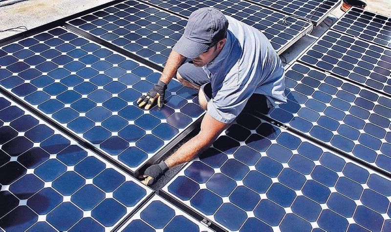 Солнечные батареи для дома своими руками пошаговая