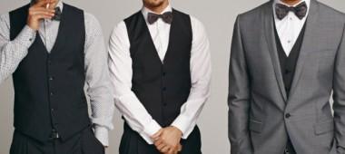 Как выбрать мужской жилет