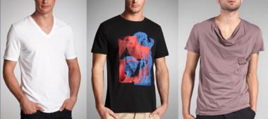 Как выбрать мужскую футболку