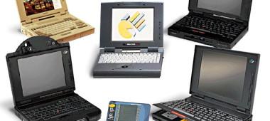 Виды ноутбуков в магазинах