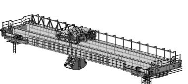 Виды мостового крана