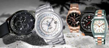Как выбрать наручные часы по параметрам