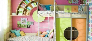 Как можно обустроить детскую комнату своими руками?