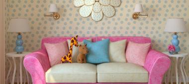 Как выбрать диван в детскую комнату?